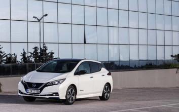 Το νέο Nissan Leaf ήρθε στην Ελλάδα
