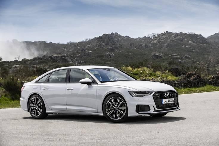 New Audi A6 (a)