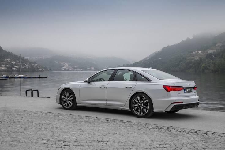 New Audi A6 (b)