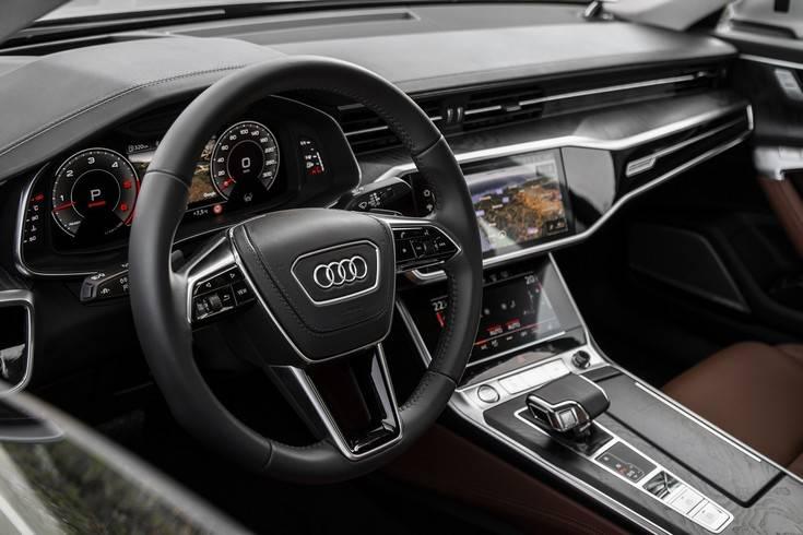 New Audi A6 (d)