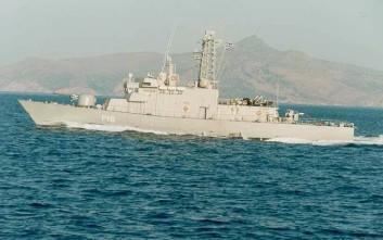 Η ανακοίνωση του ΓΕΝ για το επεισόδιο με το τουρκικό πλοίο και την κανονιοφόρο «Αρματωλός»