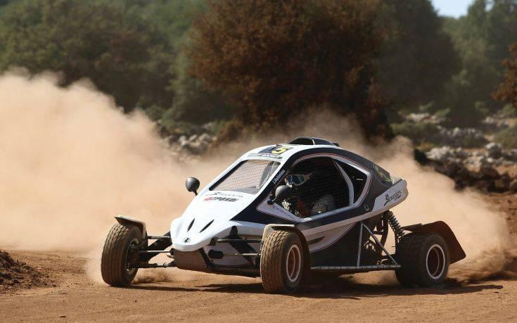 Speedcar JVH