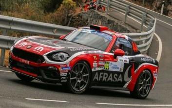 Σε Ισπανία και Γαλλία η Abarth Racing