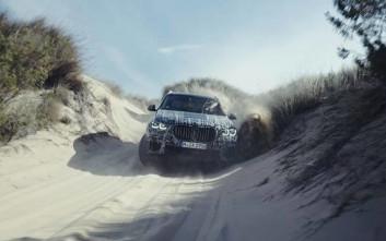 Η νέα BMW Χ5 δοκιμάζεται στα όριά της