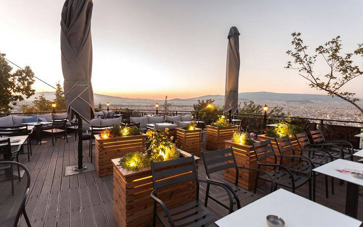 Σημεία στην πόλη για να απολαύσετε τον καφέ σας και το ηλιοβασίλεμα – Newsbeast