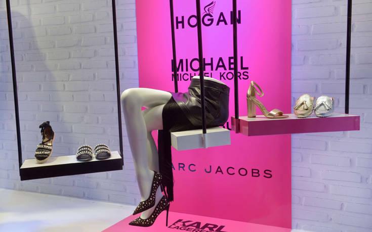 Διάσημα designer brands και μοναδικά shoe items κατακτούν την οθόνη σου και σε οδηγούν στο attica
