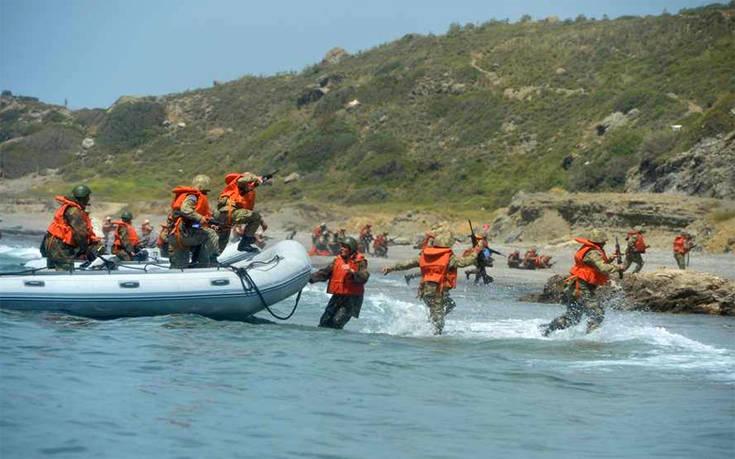 Efes 2018: Σε εξέλιξη η μεγάλη άσκηση της τουρκικής Στρατιάς του Αιγαίου | BriefingNews