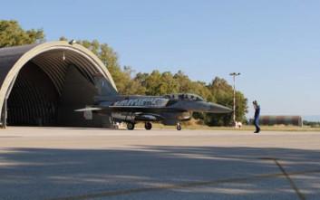 Τα  F-16 Block 52+Advance σκίζουν τους αιθέρες της Πολωνίας
