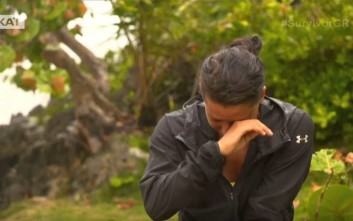 Το ξέσπασμα και τα κλάματα της Μελίνας στο Survivor 2