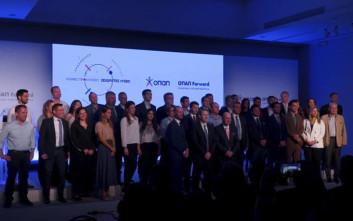 Νέοι επιχειρηματικοί δρόμοι για 21 μικρομεσαίες επιχειρήσεις μέσω του «ΟΠΑΠ Forward»