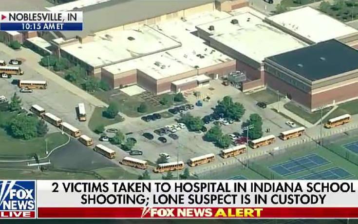 Τουλάχιστον τρεις τραυματίες από τα πυρά σε γυμνάσιο στις ΗΠΑ