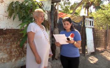 Γυναίκα ισχυρίζεται ότι είναι έγκυος στα 70 της