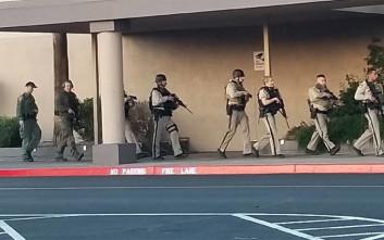 Αναφορές για ένοπλο μασκοφόρο αναστάτωσαν εμπορικό κέντρο στο Λας Βέγκας