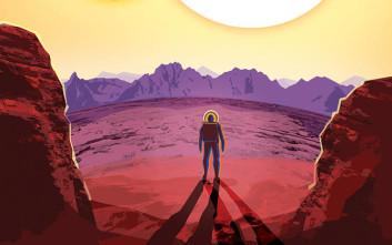 Ταξιδέψτε εικονικά στους εξωπλανήτες με τη βοήθεια της NASA