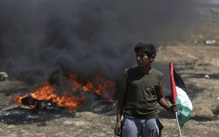 Πένθος, κηδείες και νέες κινητοποιήσεις σήμερα στη Γάζα