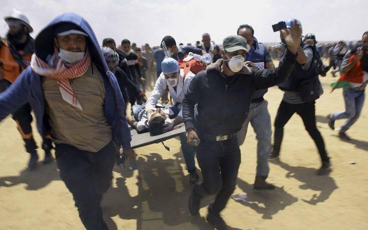 Ο ΟΗΕ καταγγέλλει τη «φρικτή φονική βία» στη Γάζα