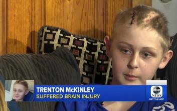 Η απίθανη περίπτωση του αγοριού που ξύπνησε από κώμα λίγο πριν τη δωρεά οργάνων του