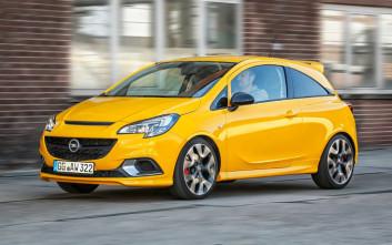 Με 1.4 τούρμπο 150 ίππων το νέο Opel Corsa GSi