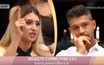 Χαμός με τον Σωκράτη, την άσεμνη χειρονομία και τη Μαρία Μπακοδήμου στο Gala του Power of Love