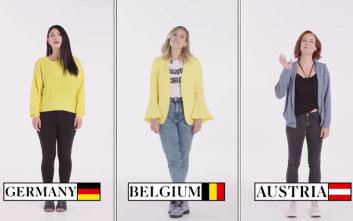 Μάθετε να λέτε «Γεια» και «Αντίο» σε 70 χώρες του κόσμου