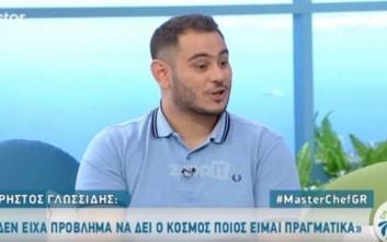 Χρήστος Γλωσσίδης: Με τον Τιμολέοντα είμαστε τα δυο άκρα, δεν κολλάμε τόσο πολύ