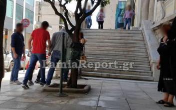 Στα δικαστήρια τα μέλη του κυκλώματος ναρκωτικών που εξαρθρώθηκε στη Λαμία