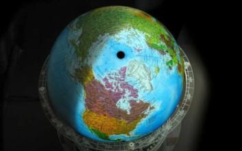 Πώς θα ήταν η υδρόγειος αν τη χωρίζαμε με βάση τον πληθυσμό της