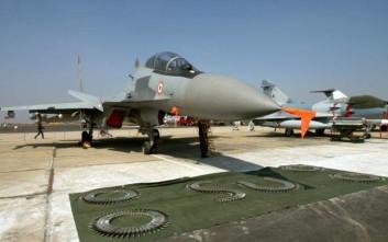 Πτώση ρωσικού μαχητικού αεροσκάφους στη Συρία
