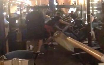 Χούλιγκαν επιτέθηκαν σε οπαδούς της Λίβερπουλ στο Κίεβο