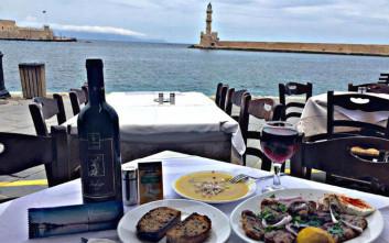 Δέκα κορυφαίες στάσεις για φαγητό στα Χανιά