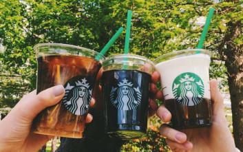 Ο κρύος καφές των Starbucks τονώνει ανά πάσα στιγμή την καθημερινότητά σας