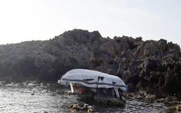 Τραγωδία στα Σφακιά, τρεις νεκροί σε πρόσκρουση ταχύπλοου σε βράχια