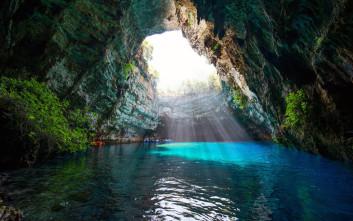 Το μυθικό λιμνοσπήλαιο της Μελισσάνης