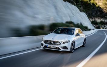 Αυτή είναι η 4η γενιά της Mercedes A-Class