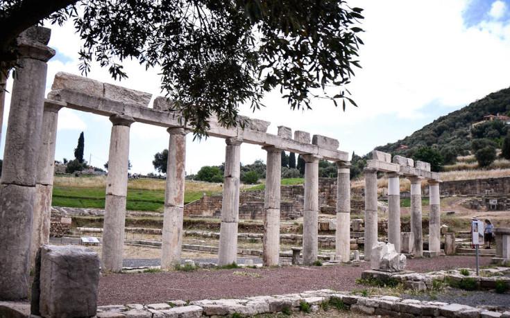 Συναρπαστικό ταξίδι στον χρόνο στην Αρχαία Μεσσήνη