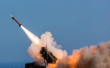 Βαλλιστικός πύραυλος αναχαιτίστηκε πάνω από τη Σαουδική Αραβία