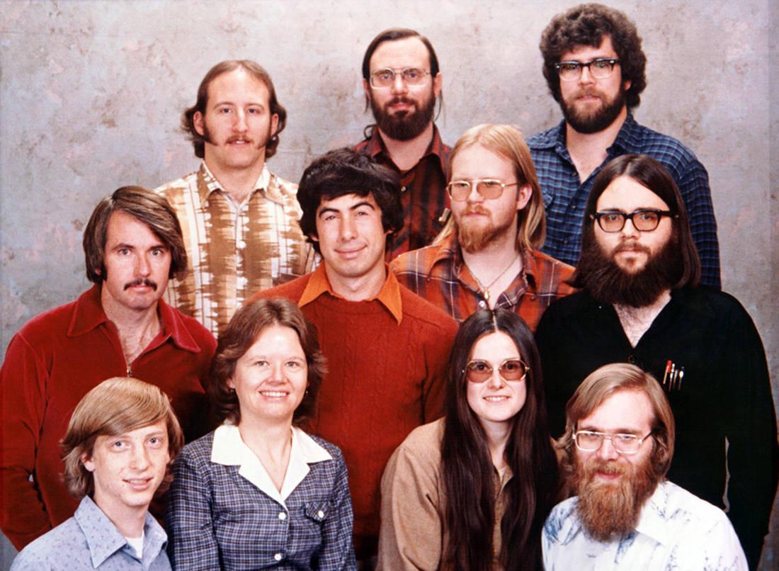 Τι απέγιναν οι 11 άνθρωποι που έστησαν τη Microsoft και άλλαξαν τον κόσμο;;