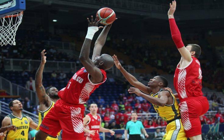 Στον τελικό του Basketball Champions League η Μονακό