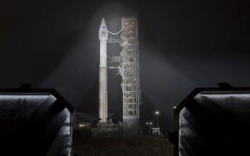 Ο ρομποτικός σεισμολόγος InSight εκτοξεύτηκε στον Άρη