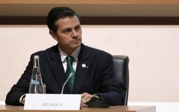 Ο Ελ Τσάπο δωροδόκησε τον πρώην πρόεδρο του Μεξικού με 100 εκατ. δολάρια