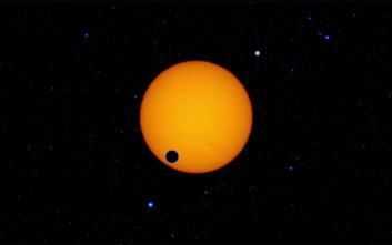 Ανακαλύφθηκε εξωπλανήτης με ατμόσφαιρα χωρίς καθόλου νέφη