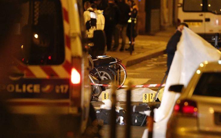 Το Ισλαμικό Κράτος ανέλαβε την ευθύνη για την επίθεση στο Παρίσι
