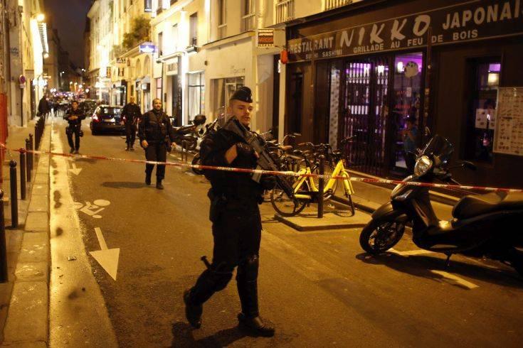 APTOPIX France Knife Attack