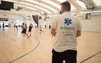 Το Πράξις Υγείας στο Eurohoops Dome