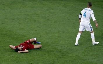 Καμία ενέργεια σε βάρος του Ράμος από την UEFA