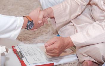 Ο γάμος που κράτησε μόλις 15 λεπτά