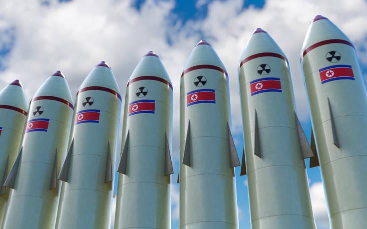 Η Βόρεια Κορέα δίνει πρόσβαση στο πυρηνικό της οπλοστάσιο