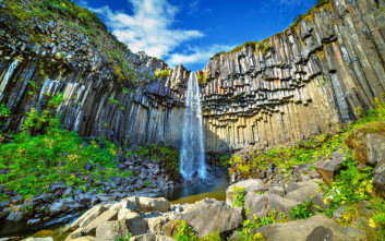 Το μεγαλείο της φύσης ξεδιπλώνεται στην Ισλανδία