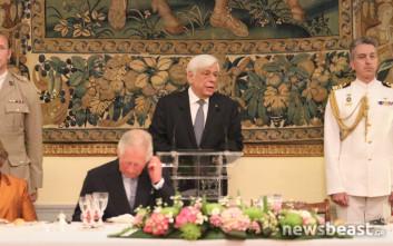 Παυλόπουλος: Eυελπιστούμε ότι η επιστροφή των Γλυπτών του Παρθενώνα τελικώς θα ευοδωθεί