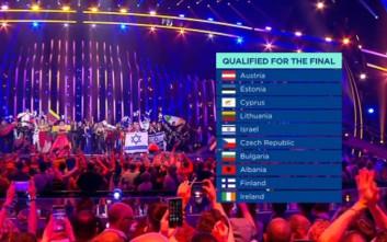 Κύπρος, Βουλγαρία, Αλβανία στον τελικό της Eurovision